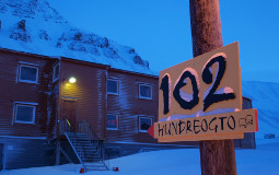 Gjestehuset 102, the cheapest accomodations inLongyearbyen