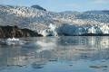 Båttur til isbre. Cruise på isfjorden
