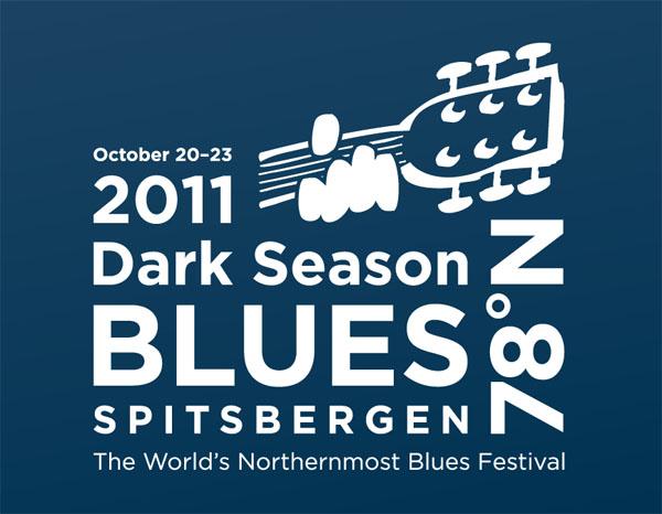Dark Season Blues Spitsbergen 2011 på Svalbard.