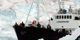 Cruise med Langøysund. Lokalsbåten til Svalbard. Daglige avganger.