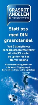 Støtt Longyearbyen Bluesklubb med DIN Grasrotandel