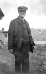 John Munro Longyear på Svalbard. Etablerte Longyearbyen