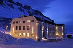 Huset Longyearbyen, Svalbard