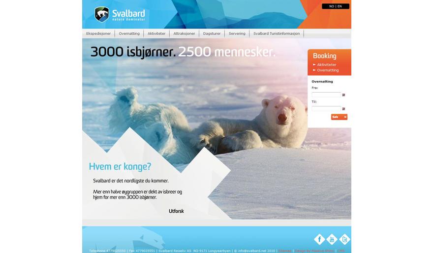 Svalbard Reiseliv er destinasjonsselskapet på Svalbard