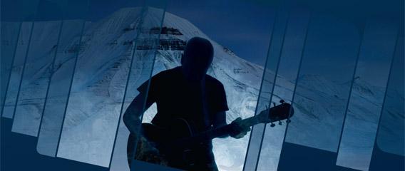 Illustrasjon Dark Season Blues 2011