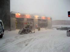 Svalbard Auto i Longyearbyen på Svalbard