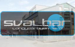 Svalbar Pub er en av samarbeidspartnerene til DSB