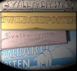 Svalbardposten historie, headinger