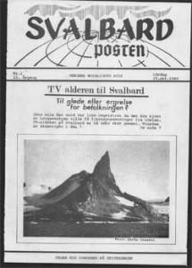 Svalbardposten 1969