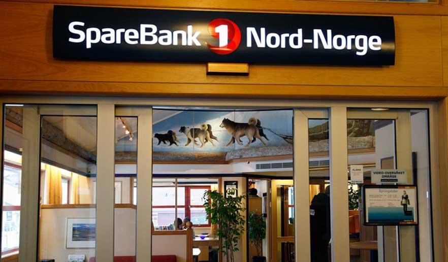 Sparebank 1 Nord-Norges filial i Longyearbyen på Svalbard