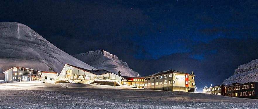 Hurtigruten Svalbard, spitsbergens største reiselivsaktør
