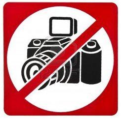 Foto og video forbud under Dark Season Blues
