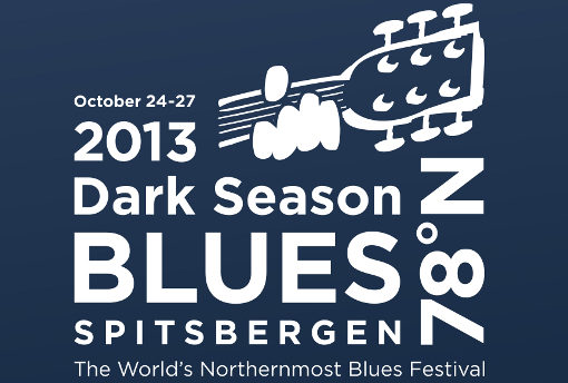Dark Season Blues Spitsbergen arrangeres i 2013 for ellevte gang, 24. til 27. oktober.