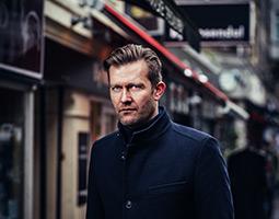 Den forykende danske bluesartisten Mike Andersen kommer tilbake til Spitsnergen i år