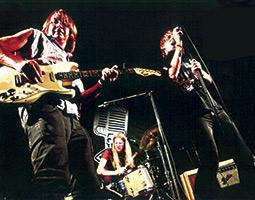 RUN spiller rock og blues