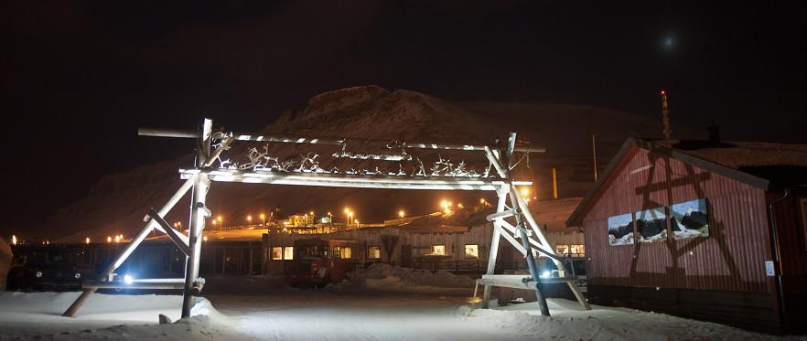 Mary-Anns Polarrigg tilbyr rimelig overnatting i Longyearbyen, Svalbard