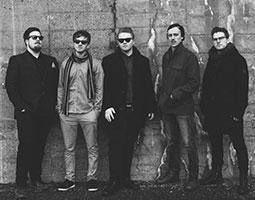 Unionsbandet blueskollektivet kommer til SPitsbergen for å spille på dark season blues i Longyearbyen