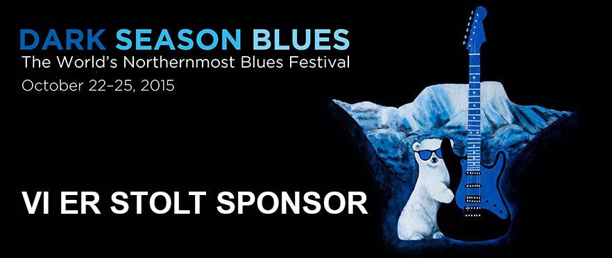 Vi sponser Dark Season Blues 2015