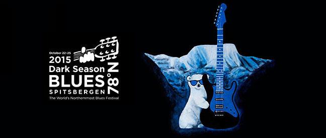 Dark Season Blues arrangeres årlig i Longyearbyen