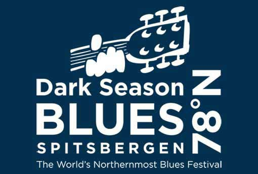 Dark Season Blues Spitsbergen arrangeres i 2018 for sekstende gang, 25. til 28. oktober