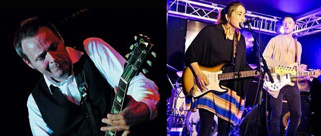 Erik Harstad and MKsMM spiller på bluesfestivalen i longyearbyen i oktober