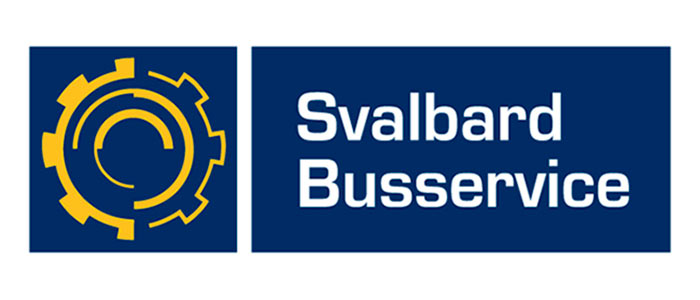 Svalbard Busservice er en viktig samarbeidspartner til bluesfestivalen.