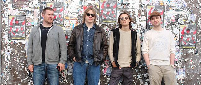 Tito Lausteen Quartet kommer til Longyearbyen for å spille konsert på bluescruise og på hotellet