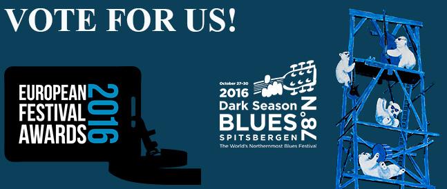 Vote for Dark Season Blues as best indoor festival 2016