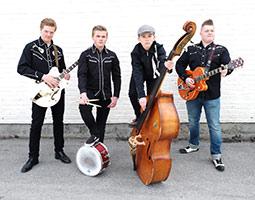 Ungdomsbandet vossa rebels kommer til Dark Season Blues