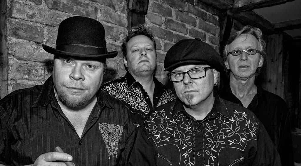 Geir Bertheussen er tilbake med Blues expess på mørketid festivalen