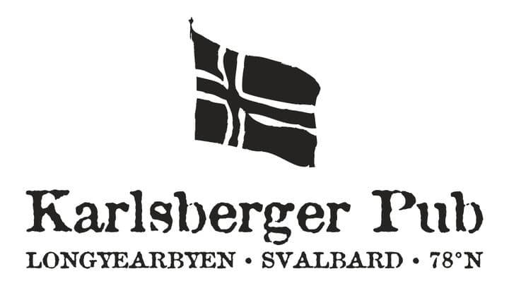 Karlsberger Pub i Longyearbyen, sponser festivalen Dark Season blues