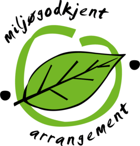 Dark Season Blues- miljøgodkjent arrangement