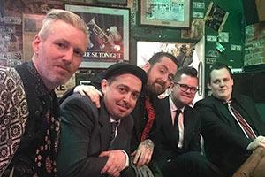 The Jelly Roll Men kommer til arktis for å spille blues på festival